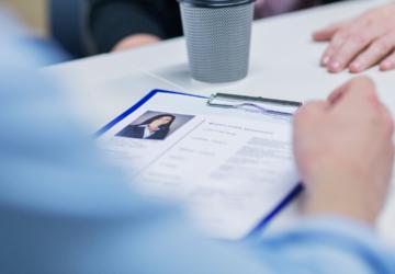 Worauf achten beim Bewerbungsgespräch