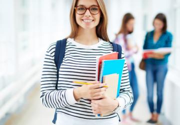 Zeitarbeit und Studenten